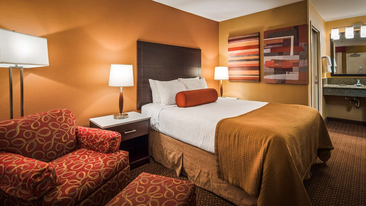 Room - Best Western Plus Rancho Cordova Inn