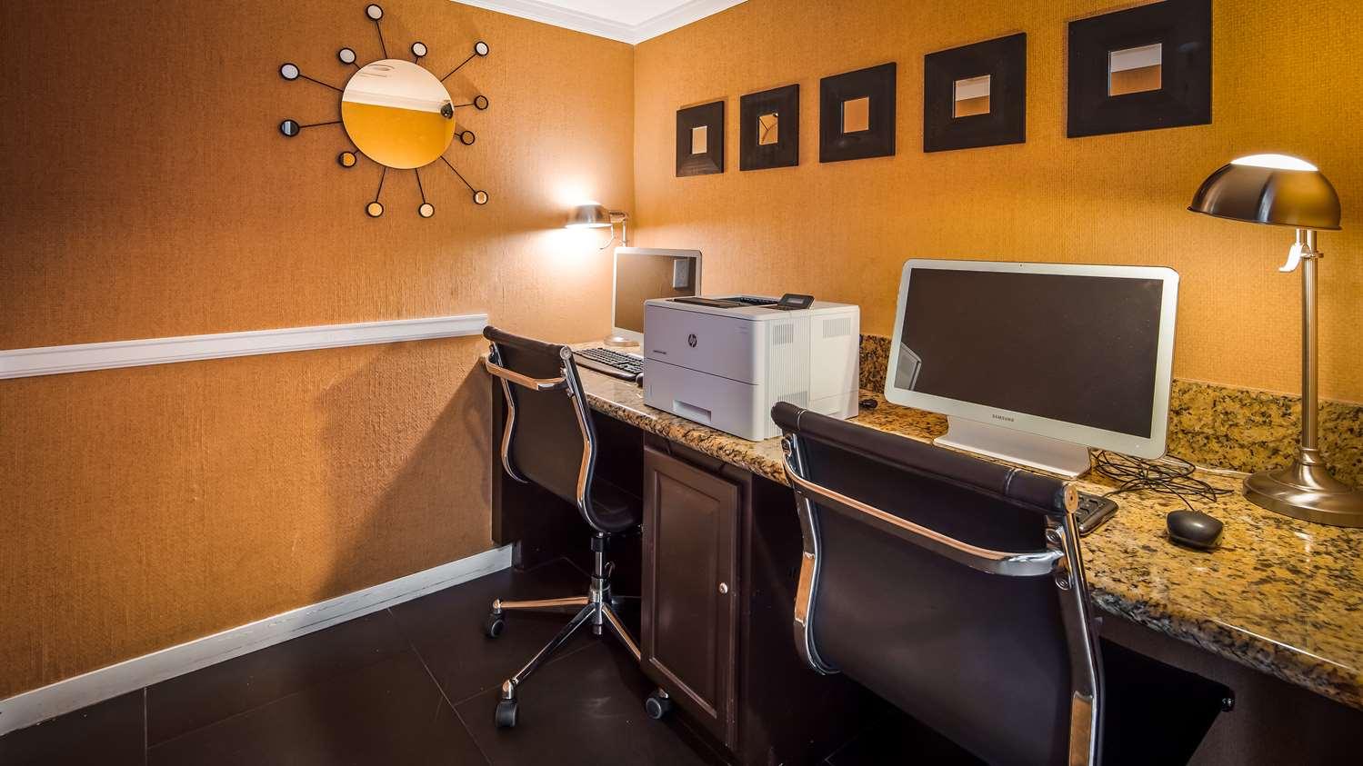 Conference Area - Best Western Plus Rancho Cordova Inn