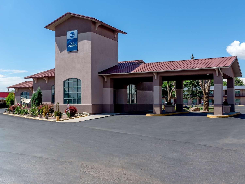 Exterior view - Best Western Alamosa Inn