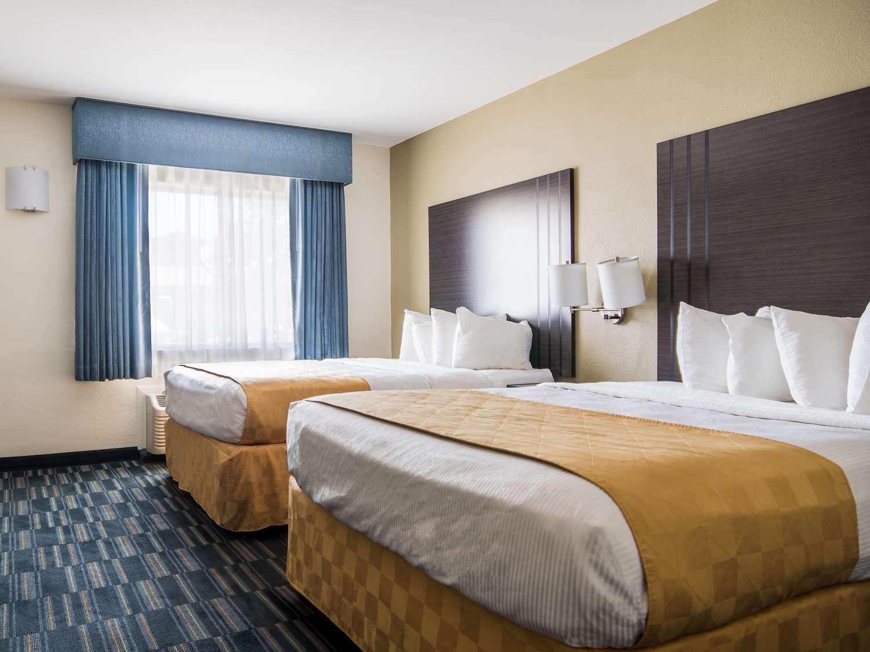Room - Best Western Alamosa Inn