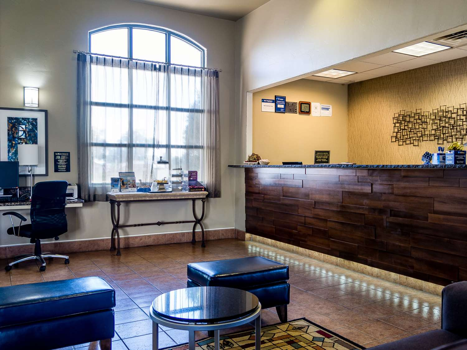 Conference Area - Best Western Alamosa Inn
