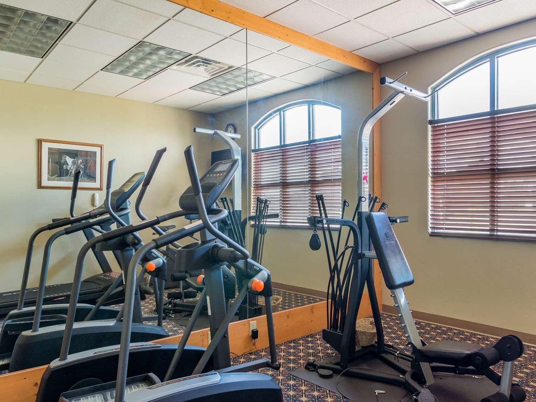 Fitness/ Exercise Room - Best Western Alamosa Inn