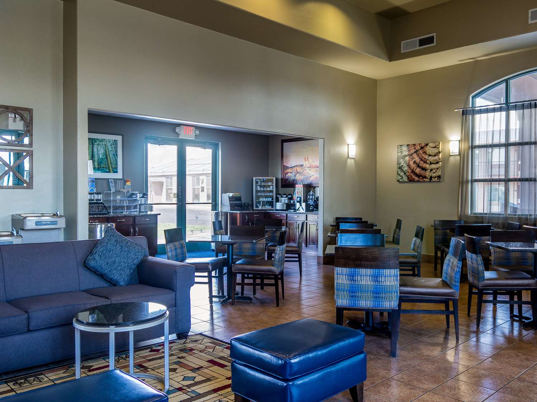 Lobby - Best Western Alamosa Inn