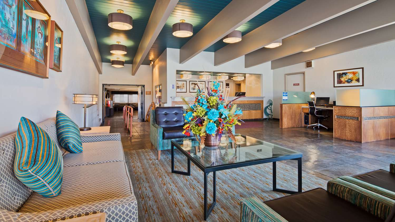 Lobby - Best Western Turquoise Inn & Suites Cortez