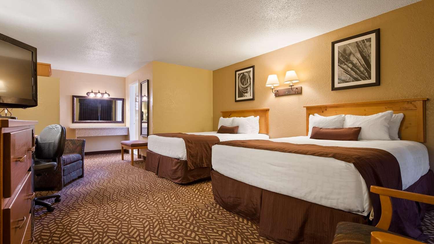 Room - Best Western Turquoise Inn & Suites Cortez