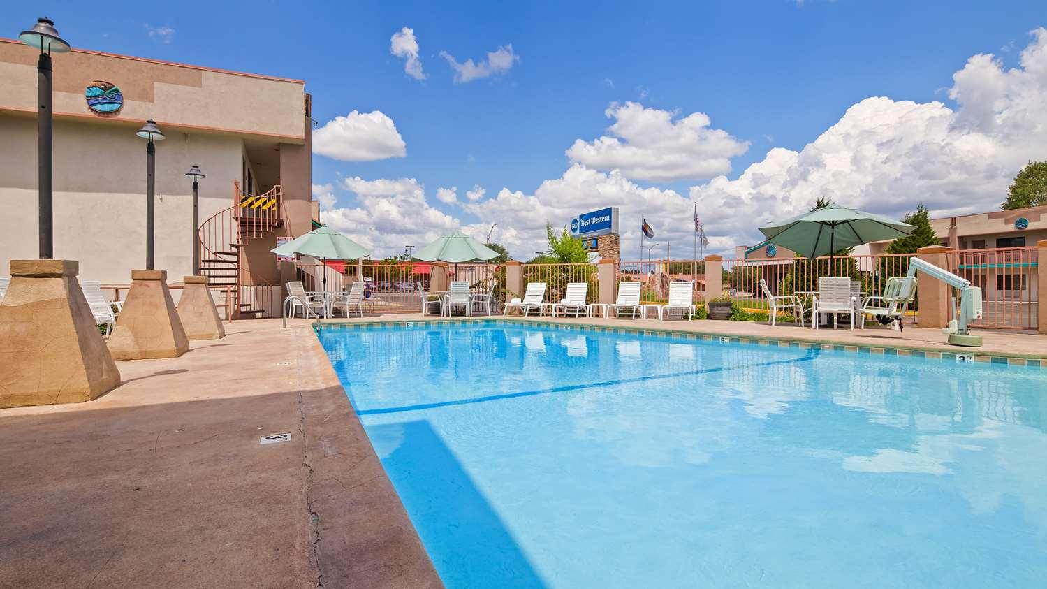 Pool - Best Western Turquoise Inn & Suites Cortez