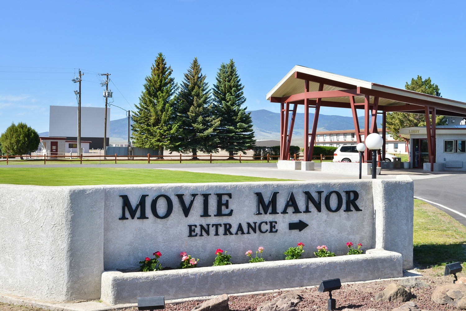 Exterior view - Best Western Movie Manor Motel Monte Vista