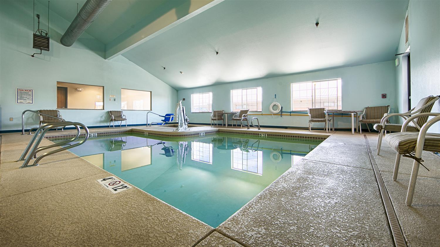 Pool Best Western Rambler Inn Walsenburg