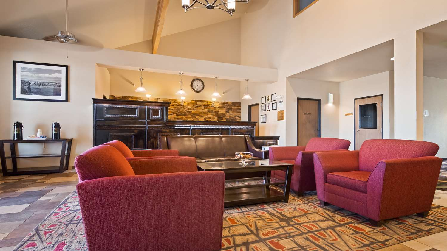 Lobby - Best Western Rambler Inn Walsenburg
