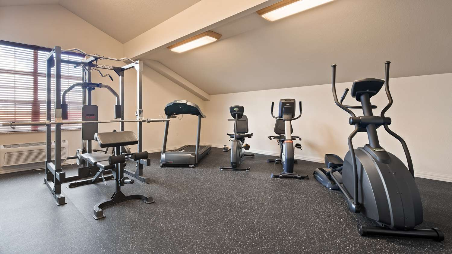 Fitness/ Exercise Room - Best Western Rambler Inn Walsenburg