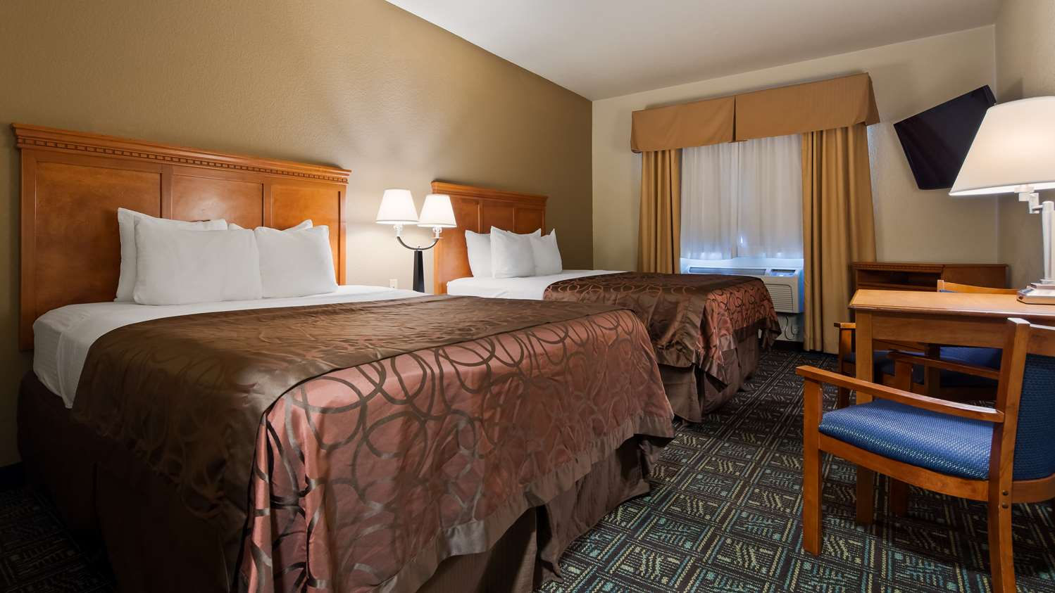 Room - Best Western Rambler Inn Walsenburg