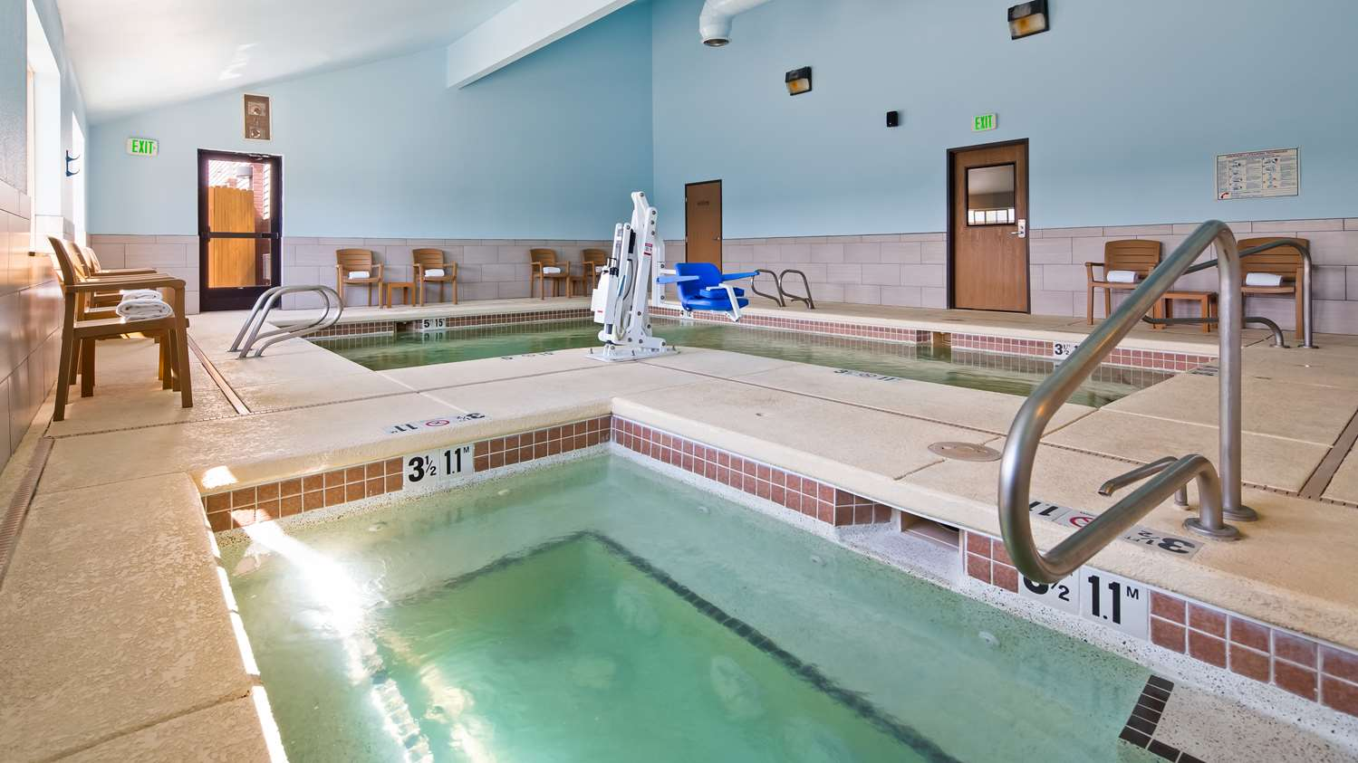 Pool - Best Western Rambler Inn Walsenburg