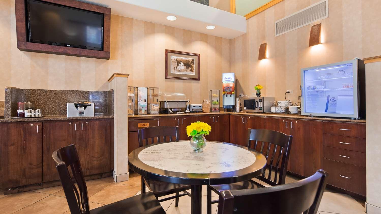 Restaurant - Best Western University Inn Fort Collins