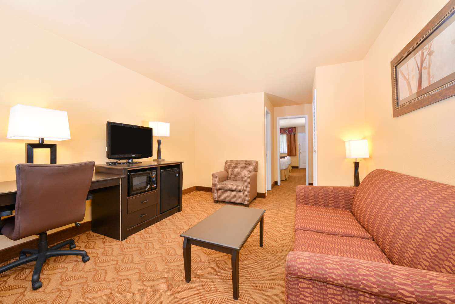 Suite - Best Western Durango Inn & Suites
