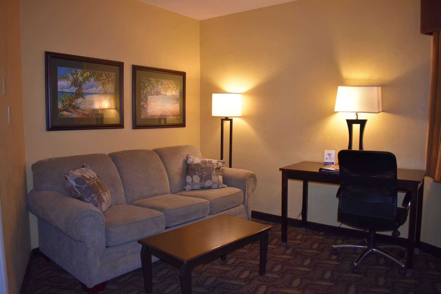 Room - Best Western Durango Inn & Suites