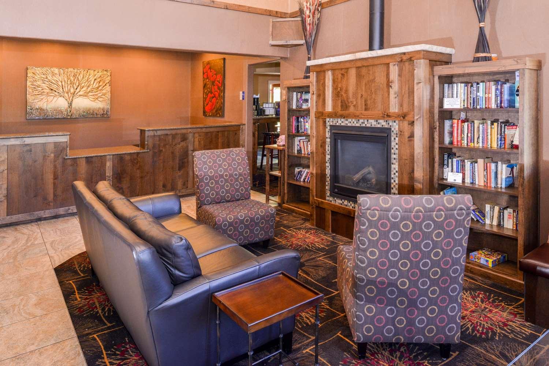 Lobby - Best Western Durango Inn & Suites