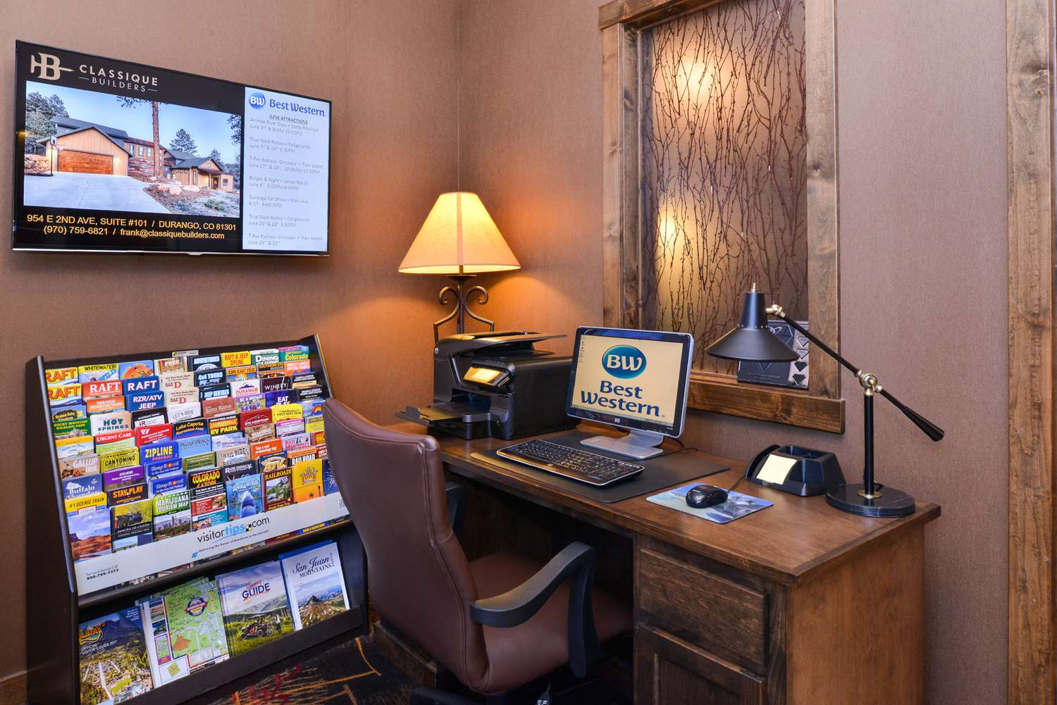 Conference Area - Best Western Durango Inn & Suites