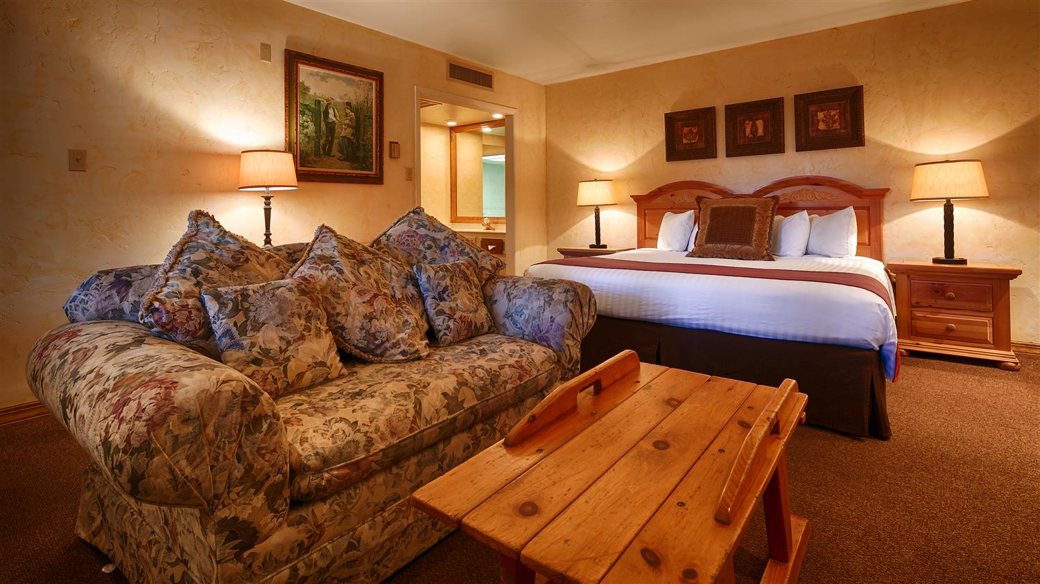 Room - Best Western Antlers Inn Glenwood Springs