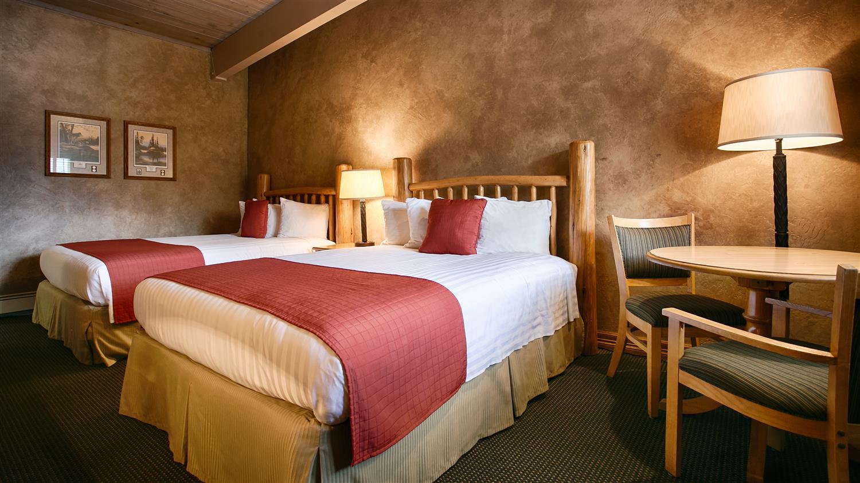 Room - Best Western Antlers Inn Glenwood Springs