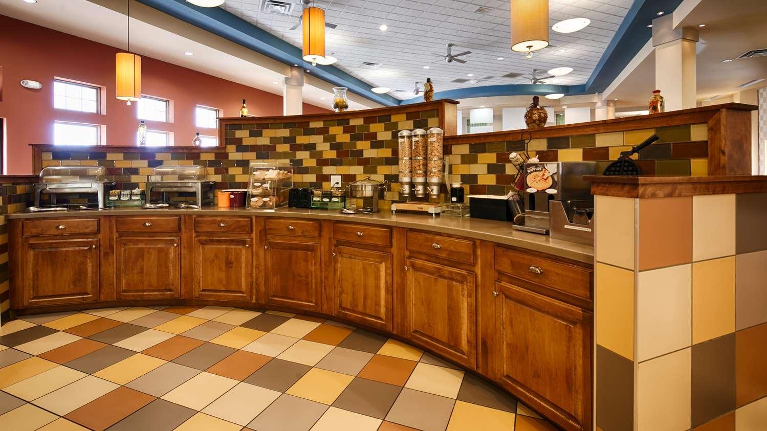Restaurant - Best Western Plus Loveland Inn