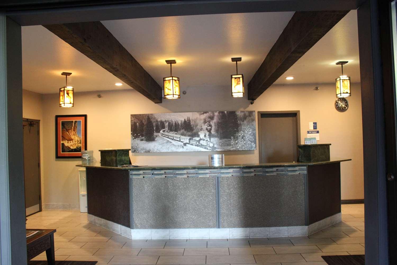 Lobby - Best Western Plus Rio Grande Inn Durango