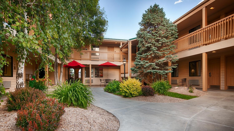 Exterior view - Best Western Grande River Inn & Suites Clifton