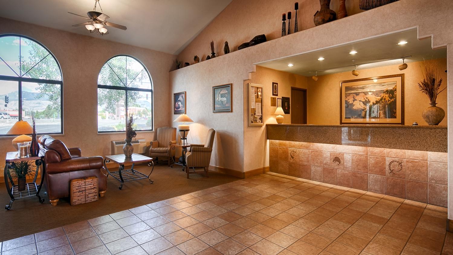 Lobby - Best Western Grande River Inn & Suites Clifton