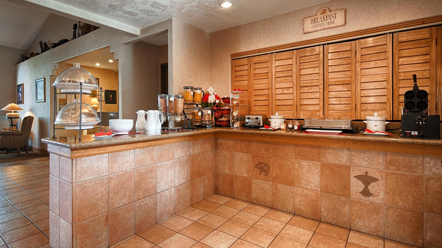 Restaurant - Best Western Grande River Inn & Suites Clifton