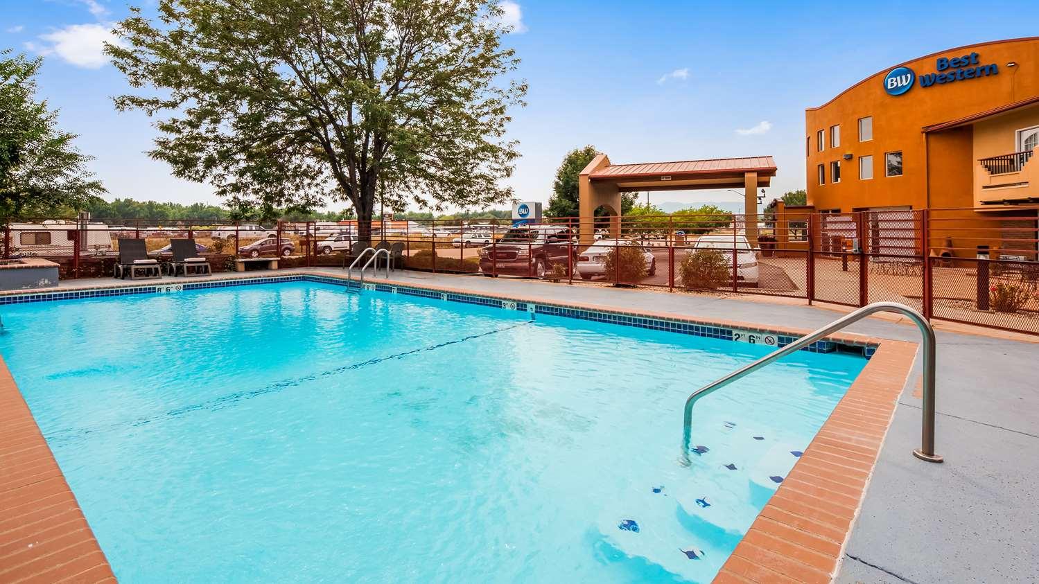 Pool - Best Western Kiva Inn Fort Collins