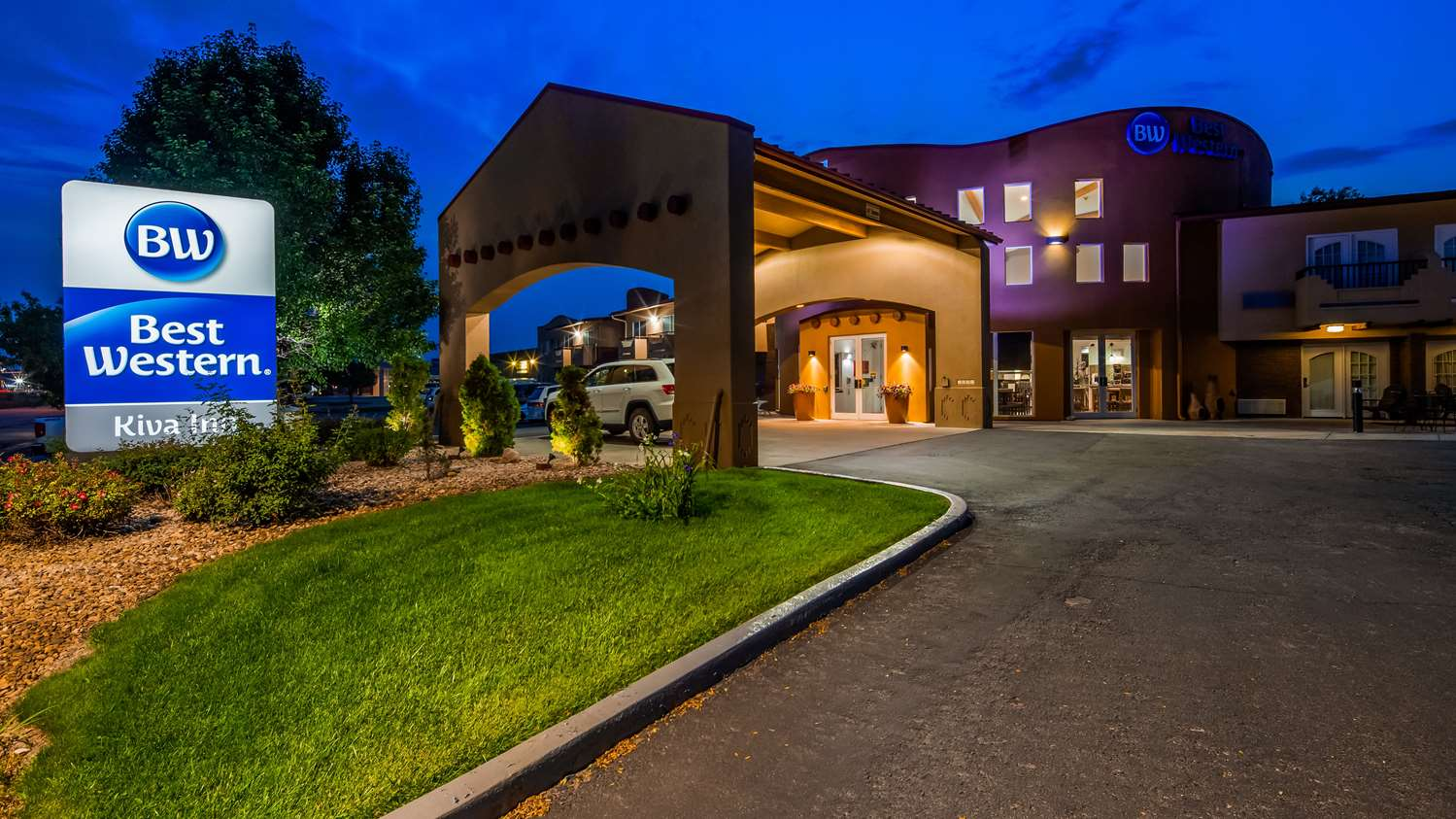 Exterior view - Best Western Kiva Inn Fort Collins