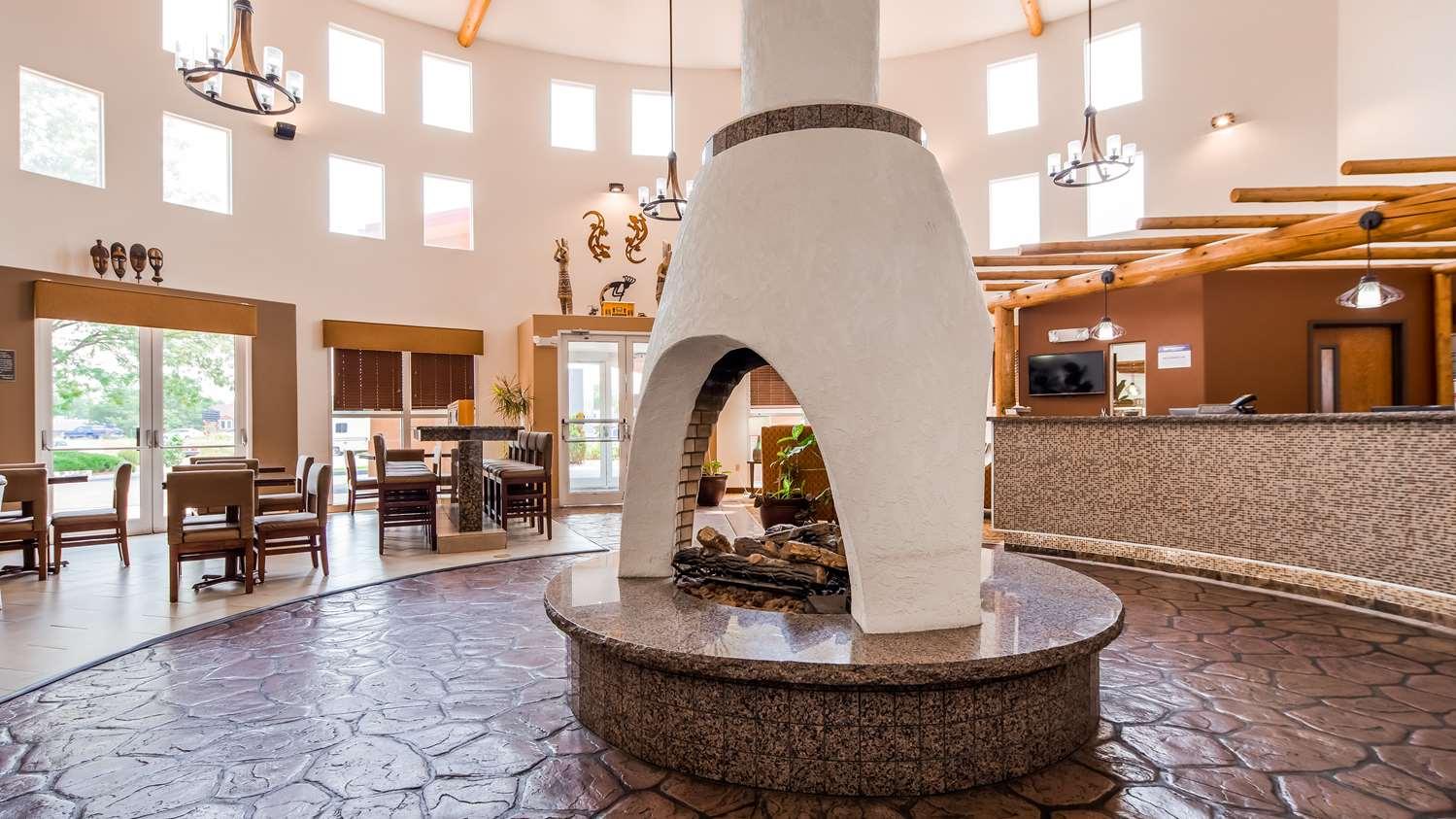 Lobby - Best Western Kiva Inn Fort Collins