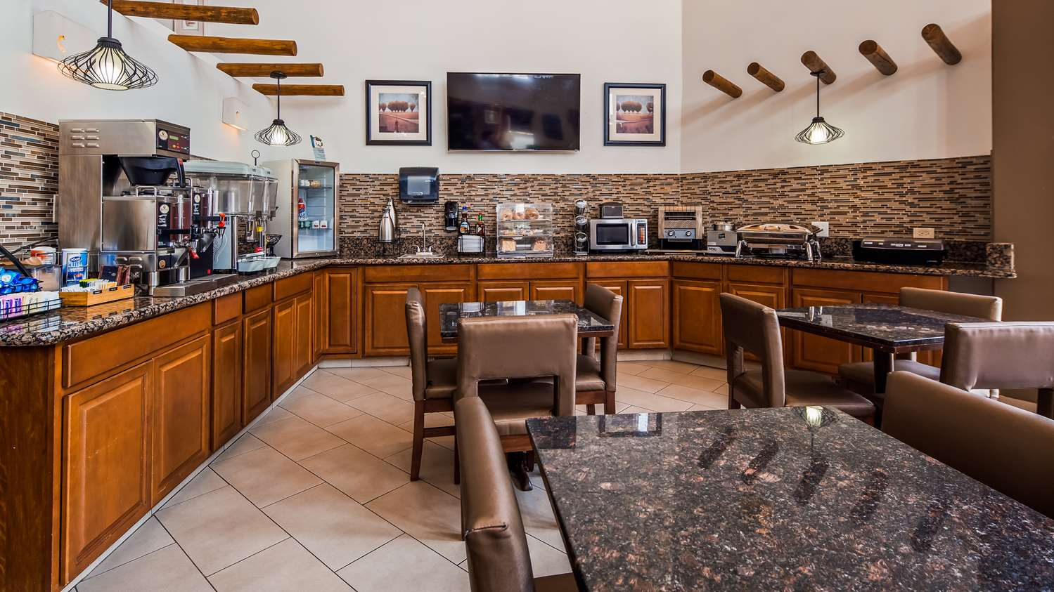 Restaurant - Best Western Kiva Inn Fort Collins