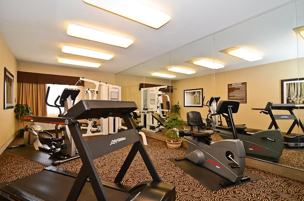Fitness/ Exercise Room - Best Western Inn & Suites Castle Rock