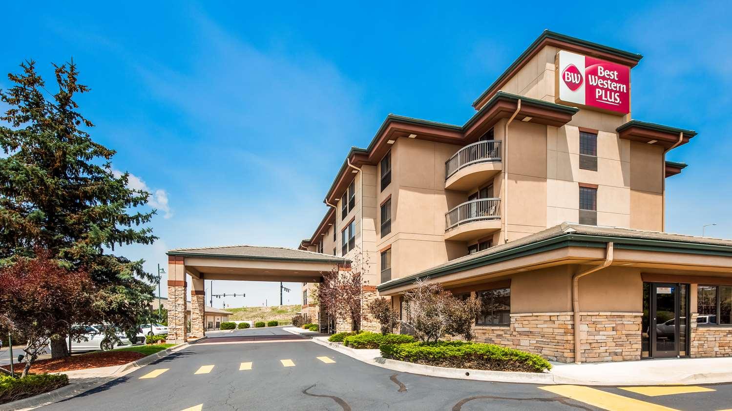Exterior view - Best Western Plus Castle Rock Hotel