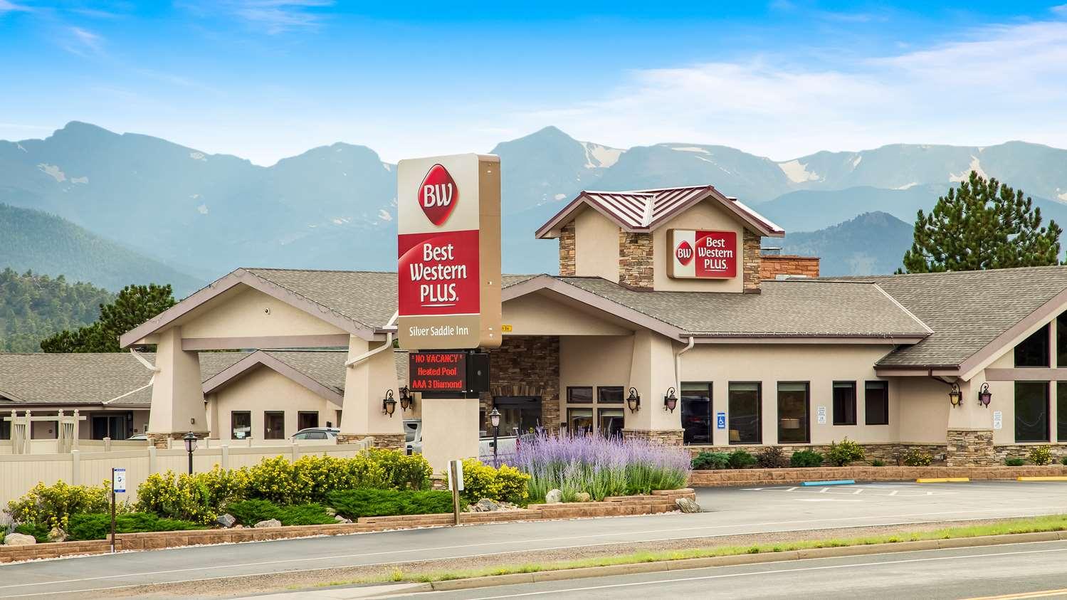 Exterior view - Best Western Plus Silver Saddle Inn Estes Park