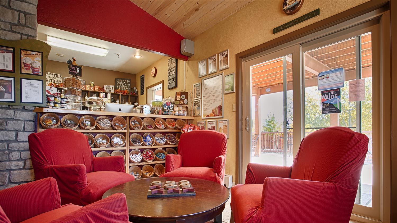 Lobby - Best Western Vista Inn Buena Vista