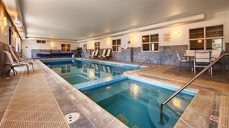 Pool - Best Western Vista Inn Buena Vista