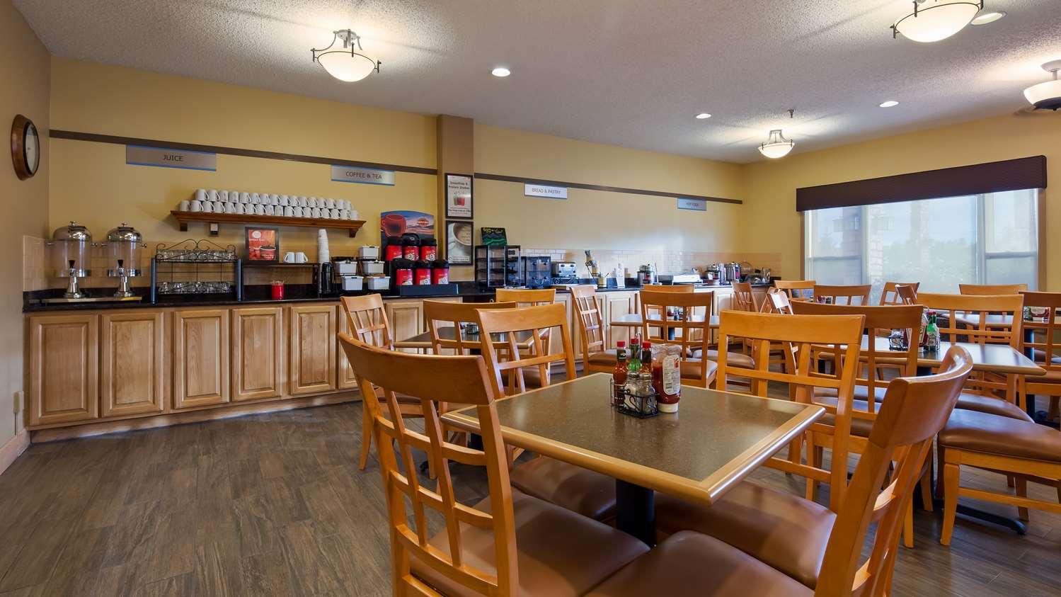 Restaurant - Best Western Vista Inn Buena Vista