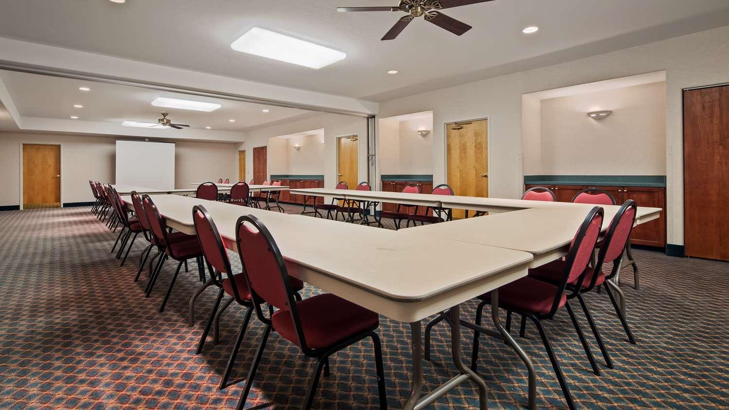 Meeting Facilities - Best Western Vista Inn Buena Vista