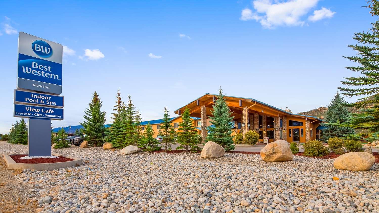 Exterior view - Best Western Vista Inn Buena Vista