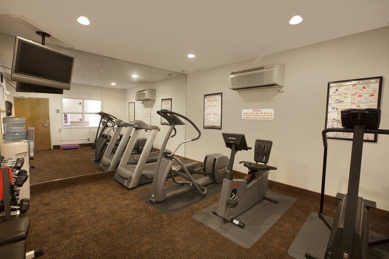 Fitness/ Exercise Room - Best Western Vista Inn Buena Vista