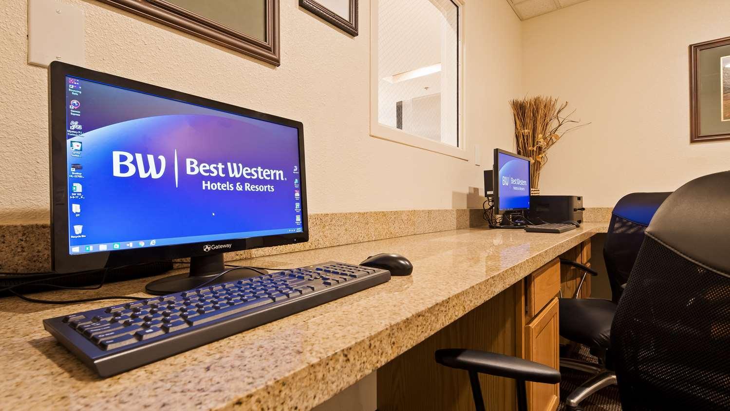 Conference Area - Best Western Firestone Inn & Suites