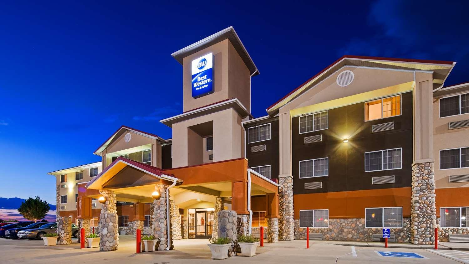 Exterior view - Best Western Firestone Inn & Suites