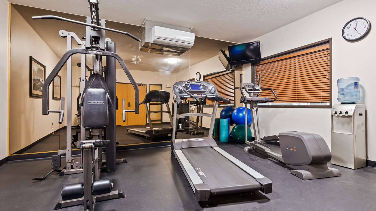 Fitness/ Exercise Room - Best Western Plus Eagleridge Inn & Suites Pueblo