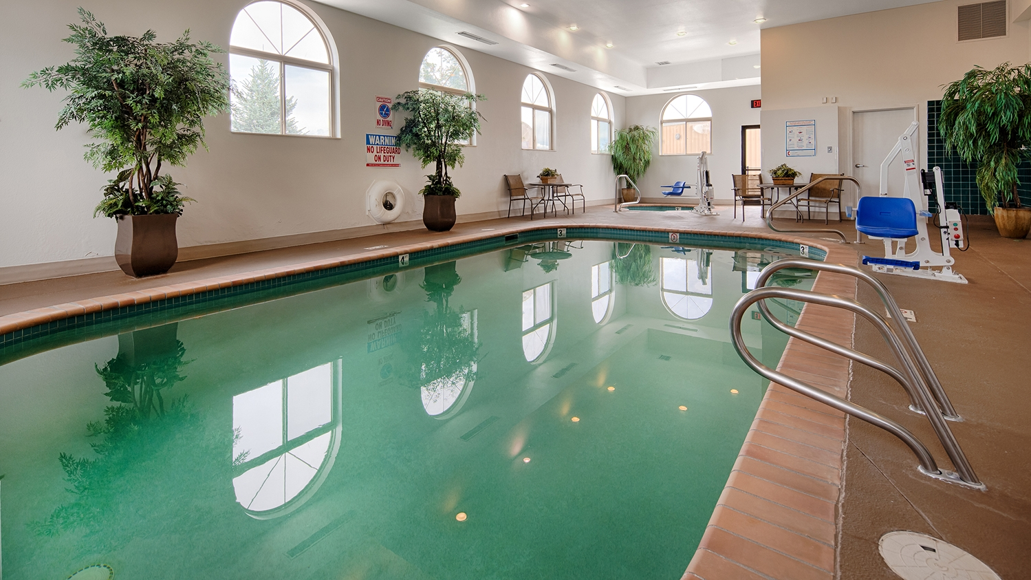 Pool - Best Western Plus Deer Park Inn & Suites Craig
