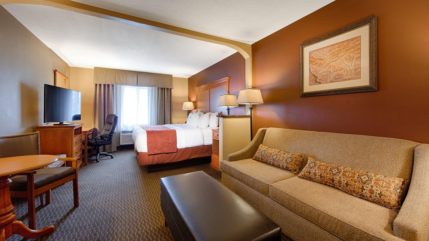 Suite - Best Western Plus Deer Park Inn & Suites Craig