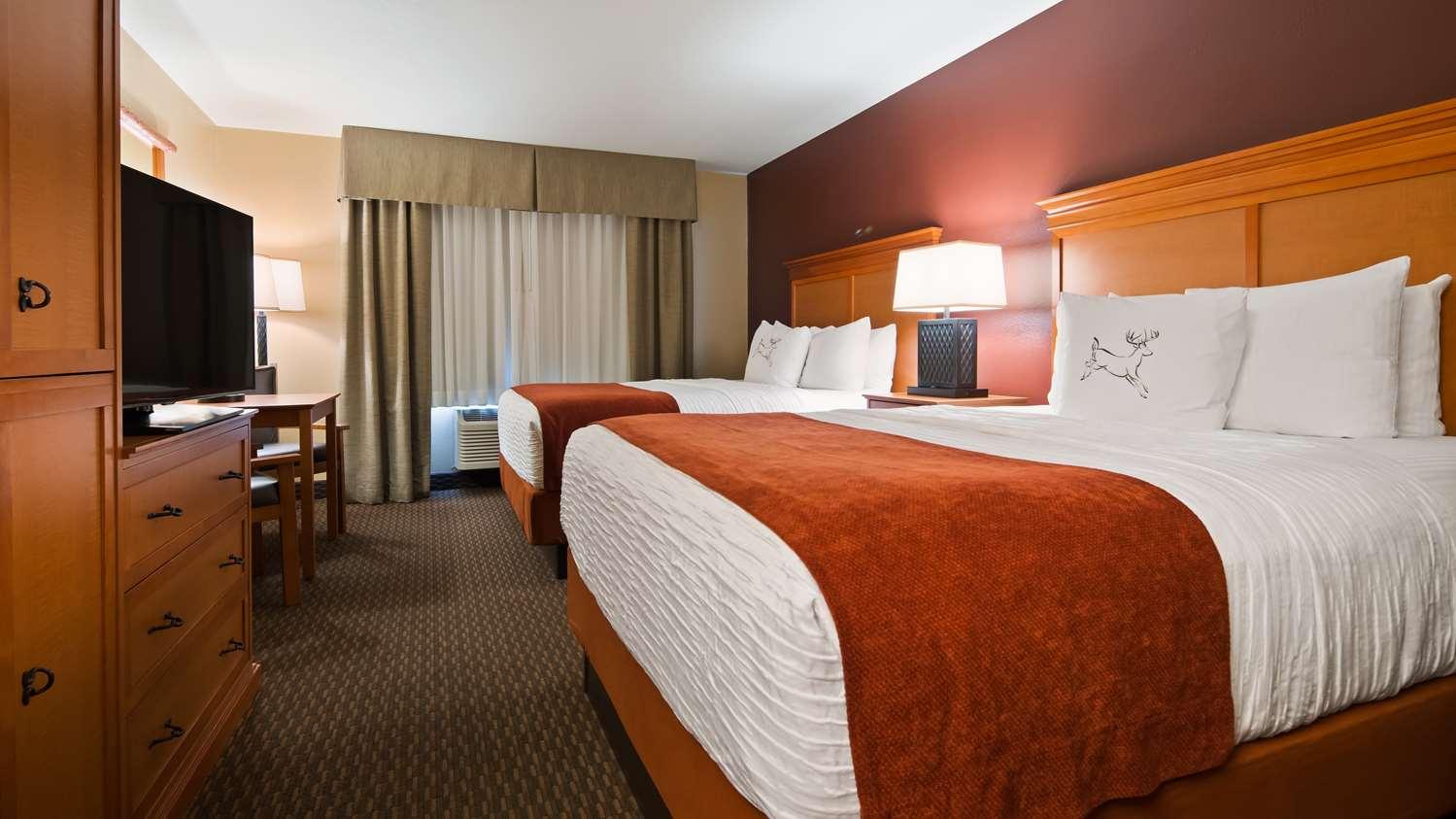 Room - Best Western Plus Deer Park Inn & Suites Craig