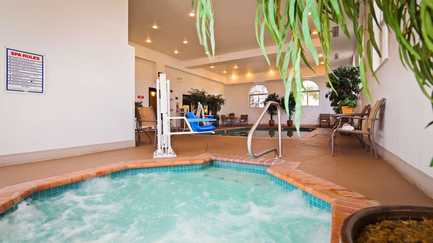 Spa - Best Western Plus Deer Park Inn & Suites Craig