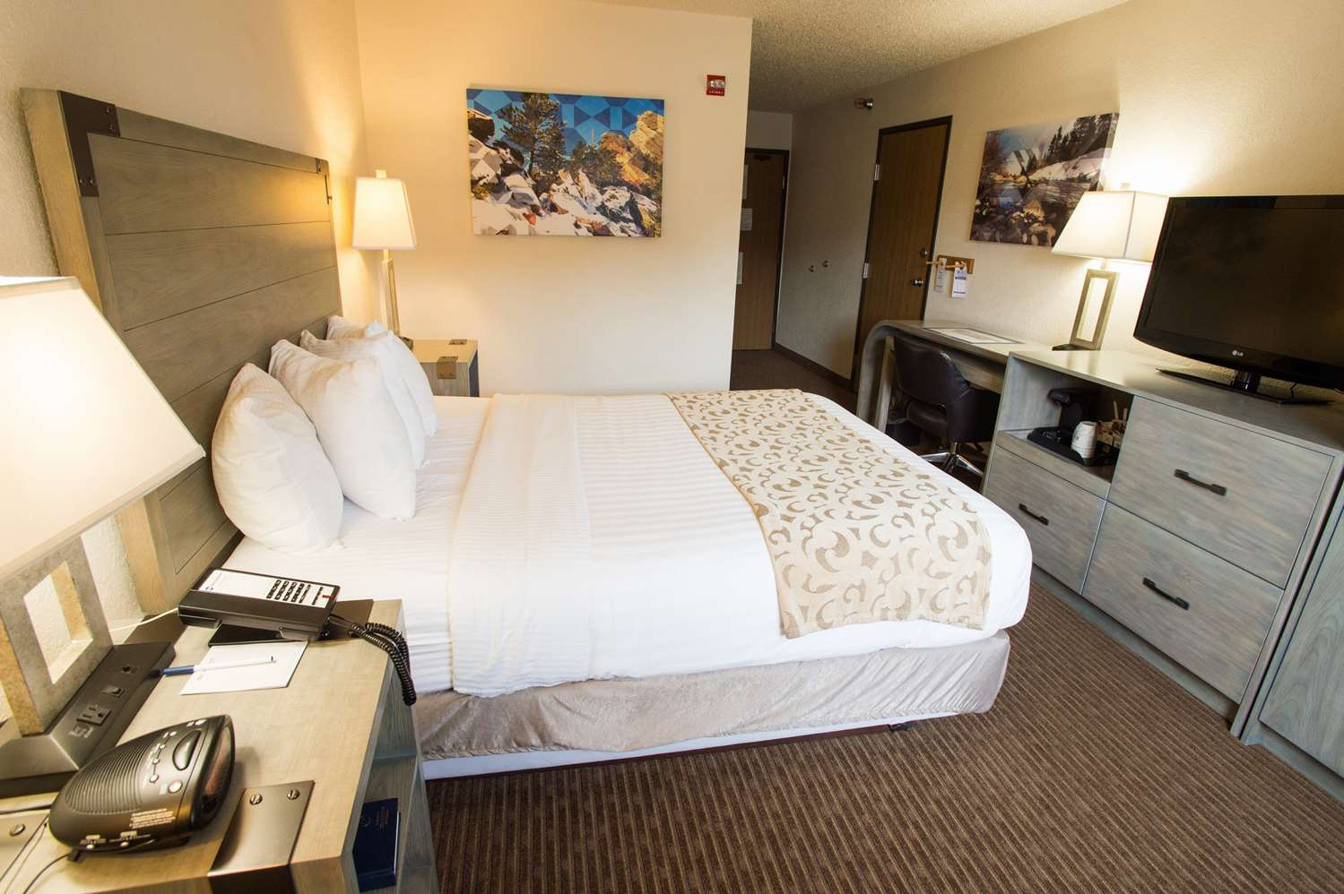 Room - Best Western Alpenglo Lodge Winter Park