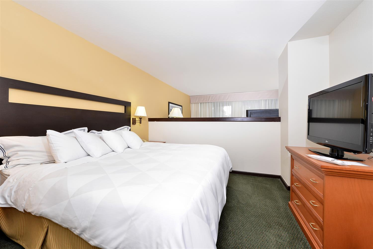 Suite - Best Western Plus Plaza Hotel Longmont